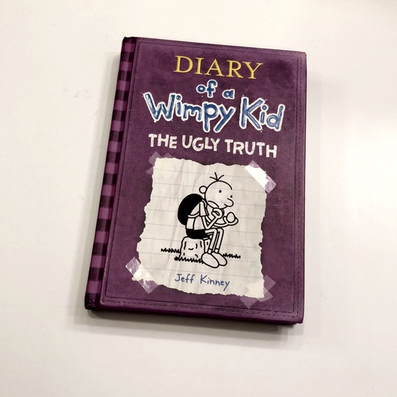 "🤦🏻Diary of a Wimpy Kid ""The Ugly Truth"""